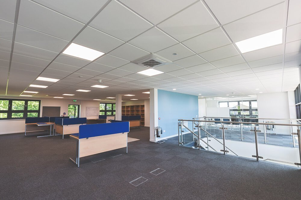 Suspended ceiling specialist in Norfolk