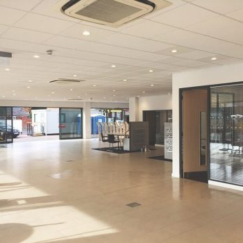 Commercial interiors specialist