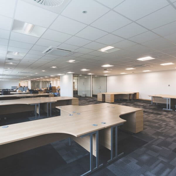 Office suspended ceilings in Norfolk