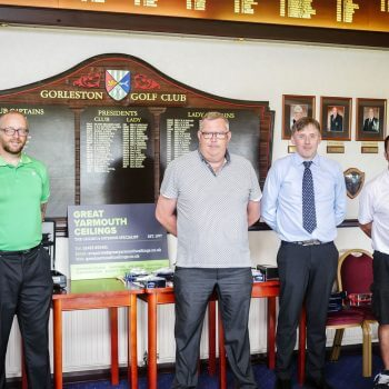 Great Yarmouth Ceilings golf day