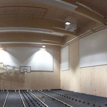 sports hall design