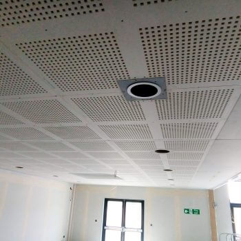 School refurbishment Norfolk