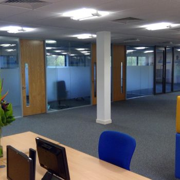 Office remodelling Norfolk