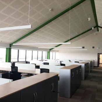 office dry lining in Lowestoft