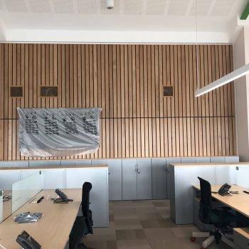 Office refurbishment in Lowestoft