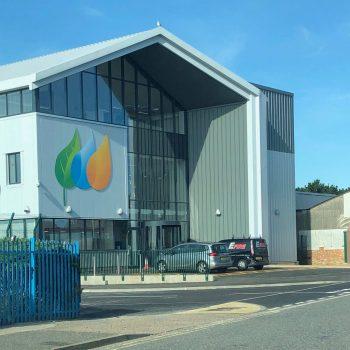 Anglia One Wind Farm Control Centre