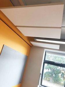 hanging acoustic panels