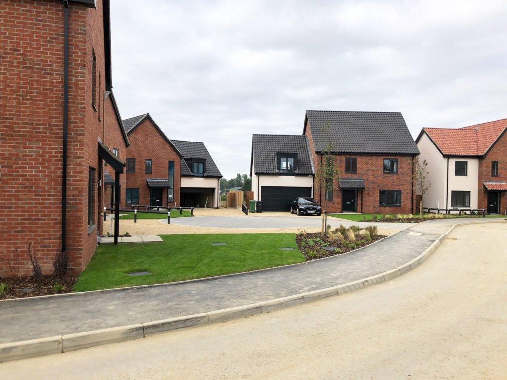 Housing Development in Barnham Broom