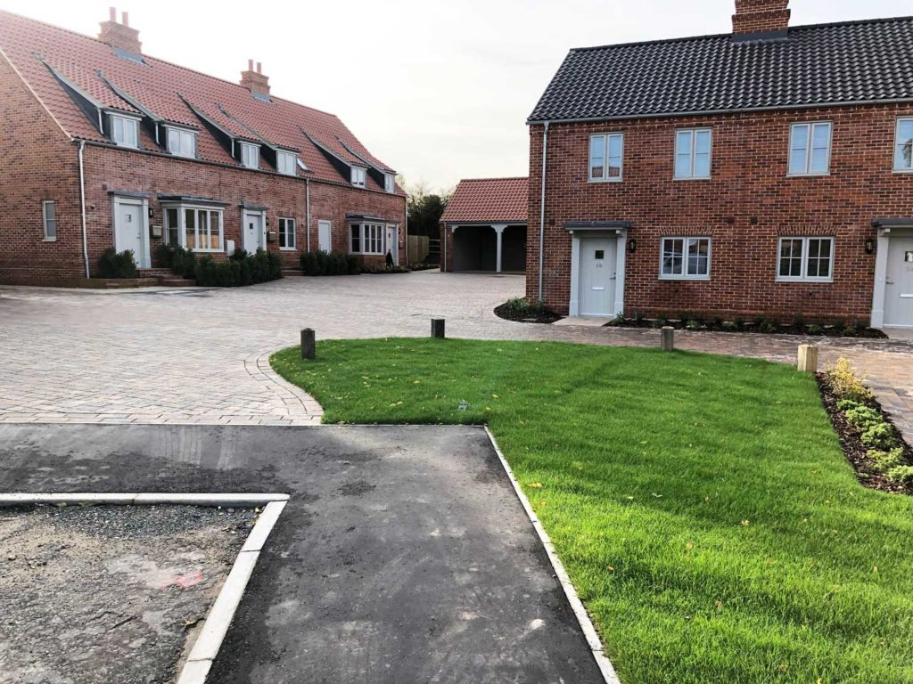 Beautiful New Homes in Brancaster Staithe