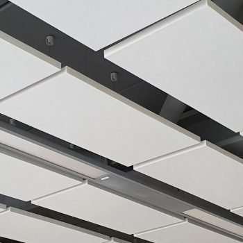 North Denes School ceilings