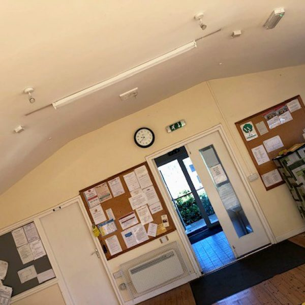 Rollesby Village Hall Before
